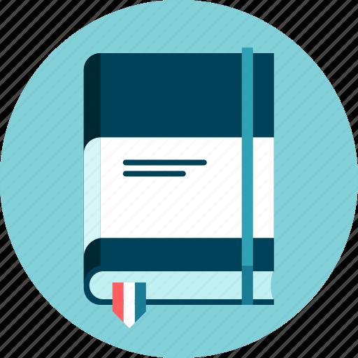 agenda, annotations, book, program, recipes icon