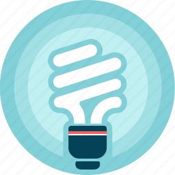eco, electricity, idea, lamp, light, smart icon