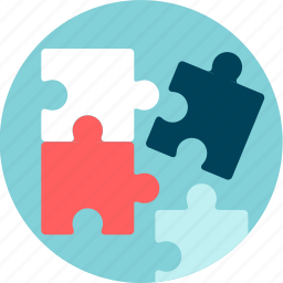 add-on, game, plug-in, puzzle icon