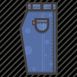 blue, jeans icon