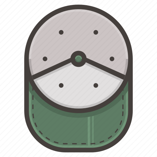 cap, green icon
