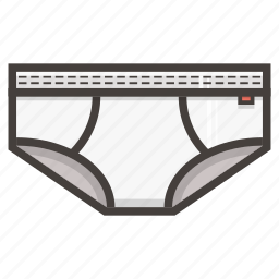 large, men, underpants icon