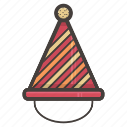 hat, party icon