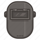 hat, welder icon