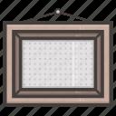 frame, photo, wooden icon