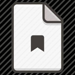 badge, document icon