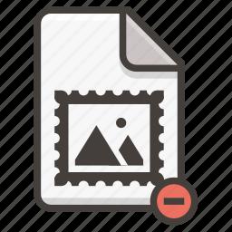 document, image icon