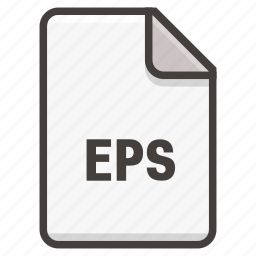 adobe, document, eps, illustrator icon