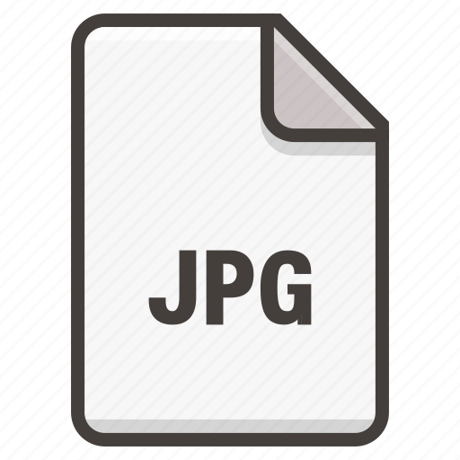 document, jpg icon