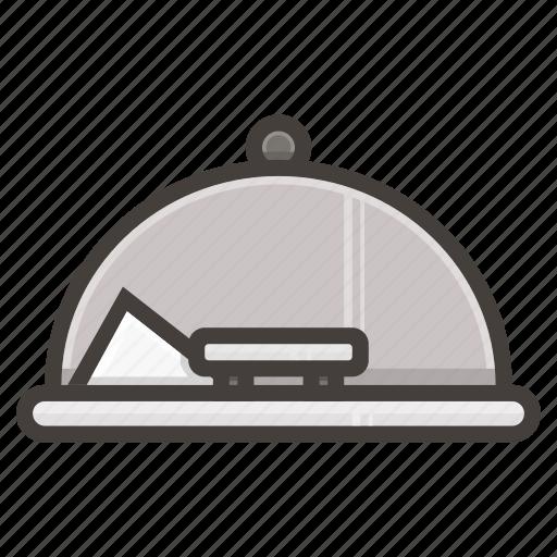 plate, restaurant icon
