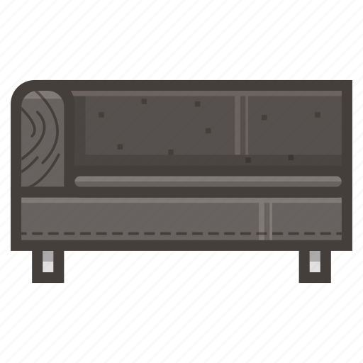 furniture, sofa icon