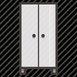 closet, furniture icon