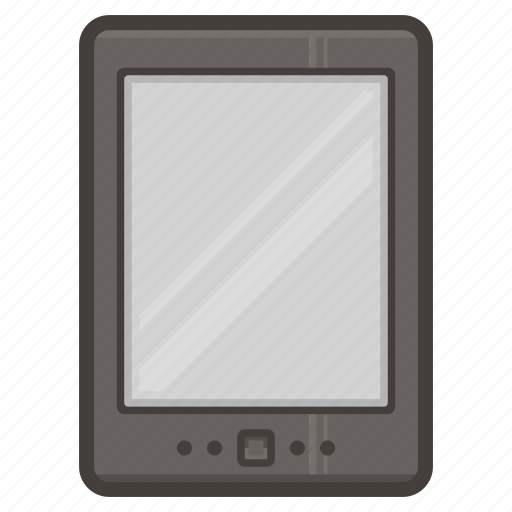 amazon, ebook, ereader, kindle, reader icon