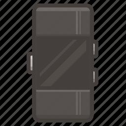 fitbit, smartband icon