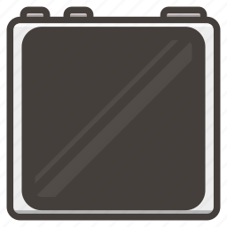 ipod, music, nano, touch icon