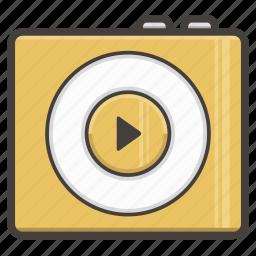 apple, ipod, music, shuffle icon