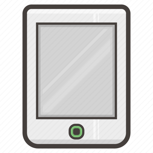 ebook, kobo, music, reader icon