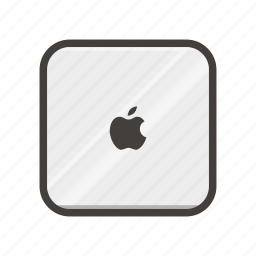 apple, mac, mini icon