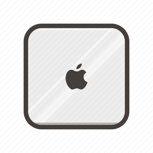 apple, mac, mini icon