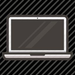 apple, laptop, macbook, notebook icon