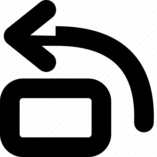 arrow, flip, icon, image, left, rotate, rotation icon