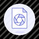 picasa, image, file, files, format icon