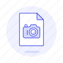 camera, file, files, format, image, photo, raw icon
