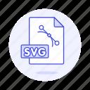 file, files, format, image, svg, vector