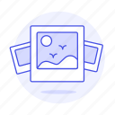 2, image, images, instant, photo, pictures icon