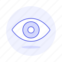 eye, picture, image, photo, view, edition icon