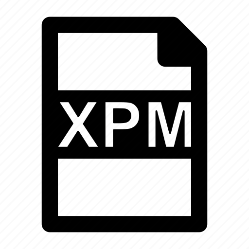 adobe, extension, file, format, type, xpm icon