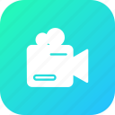 photo, photography18, streamline, video icon