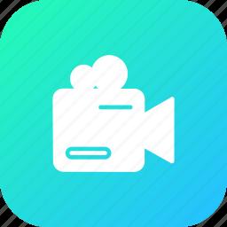 photo, photography18, streamline, video icon