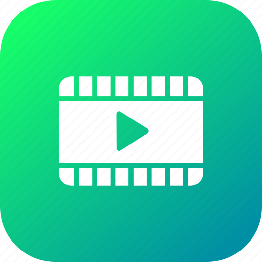 cinema, clip, film, movie, multimedia, short, video icon