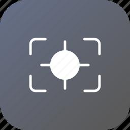 camera, capture, device, flash, focus, photo, video icon