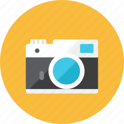 camera, front icon