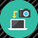 camera, computer icon