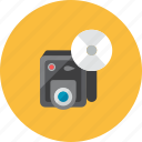 camera, old icon