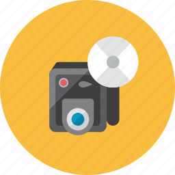 camera, old icon