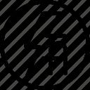 auto, camera, flash, light, mode, photo, photography, photos, pictures icon