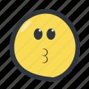 colored, emoticon icon