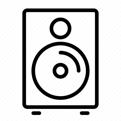 club, dj, music, party, speaker icon