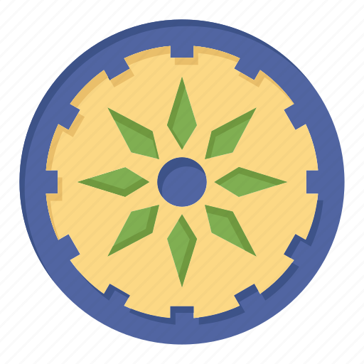 Circle, country, india icon - Download on Iconfinder