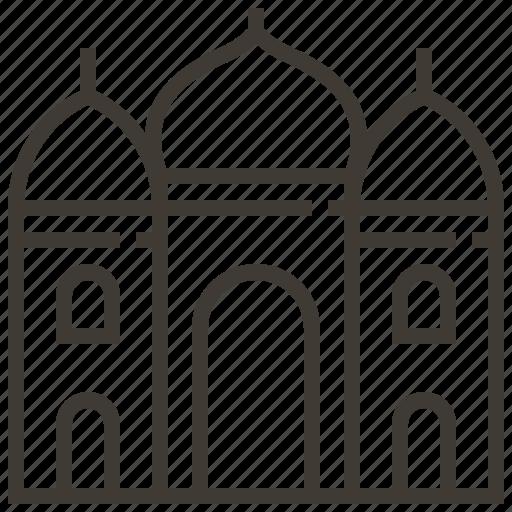 architecture, building, india, landmark icon