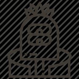 deity, god, india icon