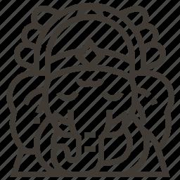 deity, ganesh, god, india icon