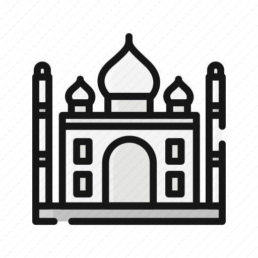 Bollywood, country, cricket, hindu, india, indian, taj mahal icon - Download on Iconfinder