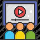 movie, video, video player, watching, watching tv