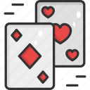 card, card game, card games, game, playing card icon