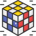 cube, education, entertainment, gaming, puzzle
